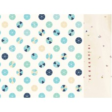 Kaisercraft Summer Splash 12x12 Scrapbook Paper - Beach Umbrellas