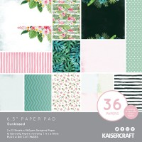 "Kaisercraft Sunkissed 6.5"" Paper Pad"