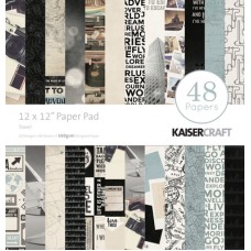 Kaisercraft Travel 12x12 Paper Pad