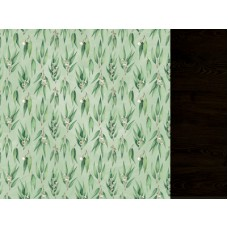 * Pre Order* Kaisercraft Under the Gum Leaves 12x12 Scrapbook Paper - Gum Leaves