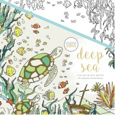 Kaisercraft Colouring Book Deep Sea