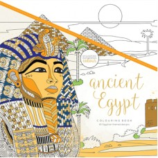 Kaisercraft Colouring Book Ancient Egypt