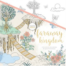 Kaisercraft Colouring Book Faraway Kingdom