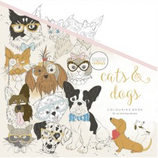 Kaisercraft Colouring Book Cats & Dogs