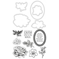 Kaisercraft Decorative Die & Stamp Floral
