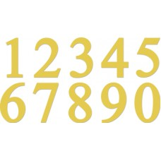 Kaisercraft Decorative Die - Numbers