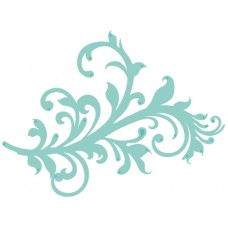 Kaisercraft Decorative Die - Ornate Flourish