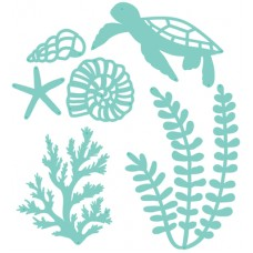 *** On Back Order*** Kaisercraft Decorative Die - Underwater Scene Due back in march