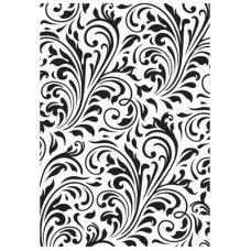 Kaisercraft Embossing Folder - Flourish