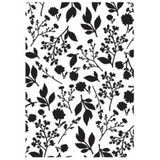 Kaisercraft Embossing Folder -  Bloom