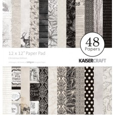 Kaisercraft Christmas Edition 12x12 Paper Pad