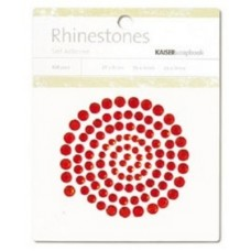 Kaisercraft Rhinestones - Red