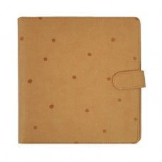 Kaisercraft K Style - Large Planner - Tan with Embossed spots