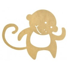 Kaisercraft KAISERdecor Small - Monkey