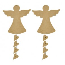 Kaisercraft BTP - Angel Decorations