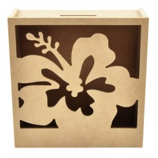 Kaisercraft BTP - Hibiscus Shadow Box