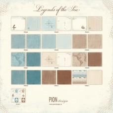 Pion Design Complete collection - Legends of the Sea