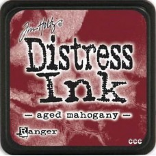 Ranger Ink Tim Holtz Distress Ink - Aged Mahogany