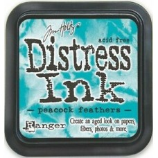 Ranger Ink Tim Holtz Distress Ink - Peacock Feathers