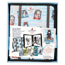 Santoro Gorjuss Girl Die & Stamp Storage Case