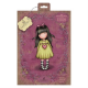 Santoro Gorjuss Girl A4 Decoupage Pack - Heartfelt