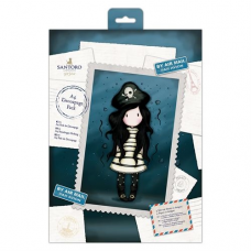 Santoro Gorjuss Girl A4 Decoupage Pack - Piracy