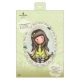 Santoro Gorjuss Girl A4 Decoupage Pack - Santoro