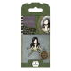 Santoro Gorjuss Girl Rubber Stamps - No. 12 On Top Of The World