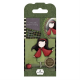 Santoro Gorjuss Girl Rubber Stamps - No. 14 Little Red