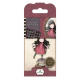 Santoro Gorjuss Girl Rubber Stamps - No. 02 New Heights