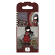 Santoro Gorjuss Girl Rubber Stamps - No. 20 The Getaway V1