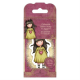 Santoro Gorjuss Girl Rubber Stamps - No. 24 Heartfelt