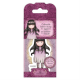 Santoro Gorjuss Girl Rubber Stamps - No. 25 Oops-A-Daisy