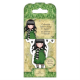 Santoro Gorjuss Girl Rubber Stamps - No. 26 The Scarf