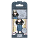 Santoro Gorjuss Girl Rubber Stamps - No. 28 Toadstools