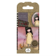 Santoro Gorjuss Girl Rubber Stamps - No. 03 The Pretend Friend