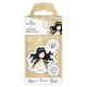 Santoro Gorjuss Girl Rubber Stamps - No. 44 Free As A Bird