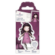 Santoro Gorjuss Girl Rubber Stamps - No. 48 Dreaming