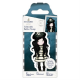 Santoro Gorjuss Girl Rubber Stamps - No. 49 Piracy