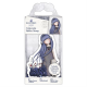 Santoro Gorjuss Girl Rubber Stamps - No. 56 Dear Alice