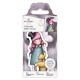 Santoro Gorjuss Girl Rubber Stamps - No. 58 The Dreamer