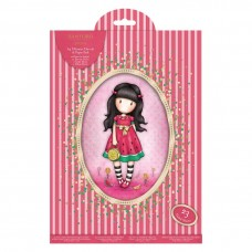 Santoro Gorjuss Girl A4 Ultimate Die-cut & Paper Pack (48pk) - Every Summer Has a Story