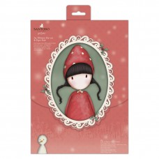 Santoro Gorjuss Girl A4 Ultimate Die-cut & Paper Pack (48pk) - Christmas Collection