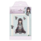Santoro Gorjuss Girl Rubber Stamps - Rosie