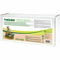 Sculpey - Super Sculpey ORIGINAL Flesh Colour Beige - 8lb