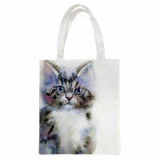 Splosh Art of Cats Tote Bag - Kitten