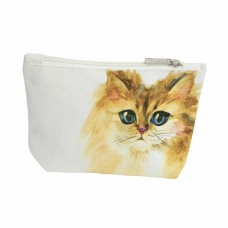 Splosh Art of Cats Travel Bag Small - Yellow Cat