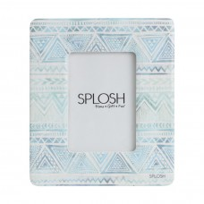 Splosh Bohemian Blue - Mini Photo Frame