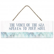 Splosh Bohemian Blue - Sea Hanging Sign