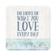 Splosh Bohemian Blue - Coaster - Do What You Love